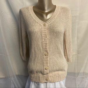 Kenneth Cole cardigan sweater